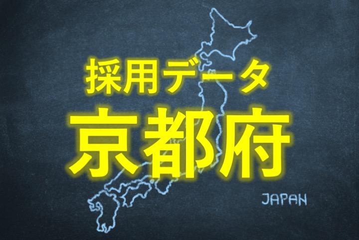 中小企業の採用データ京都府