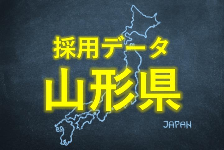 中小企業の採用データ山形県
