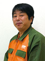 大十株式会社 総務部 課長 谷口 様